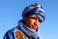 Young Moroccan Berber men 2
